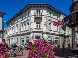 Studio28 Boutique Rooms, apartement sihtkohas Pärnu