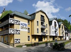 Spa Hotel Devin, wellness hotel v destinaci Mariánské Lázně
