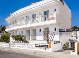 Hotel Mix Peru Playa, Hotel in Playa de Palma