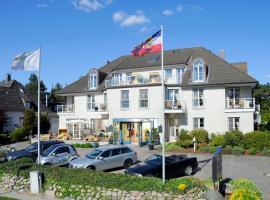 Hotel Landhaus an de Dün, Hotel in Sankt Peter-Ording