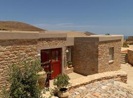 Themonies Luxury Suites, hotel in Chora Folegandros