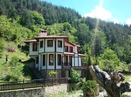 Villa Persenk, hotel near The Wonderful Bridges, Lyaskovo