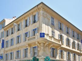 Hôtel Le Seize, Nice Centre, hotel in Nice