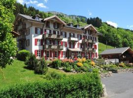 Swiss Historic Hotel du Pillon, Grand Chalet des Bovets, hotel in Les Diablerets