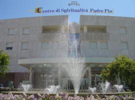 Hotel Centro Di Spiritualità Padre Pio, hotel in San Giovanni Rotondo