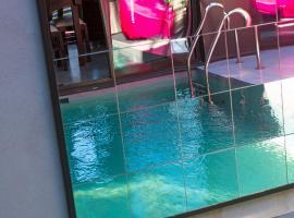 Be Loft B&B Pool & Spa, B&B in Avignon