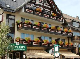 Central-Hotel, budget hotel in Winterberg