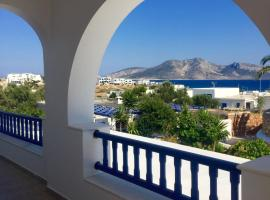 Selini Studios, accessible hotel in Koufonisia