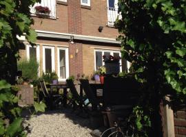 Casa Bruti, apartment in Scheveningen