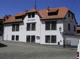 Pension U Soudu, hotel in Český Krumlov