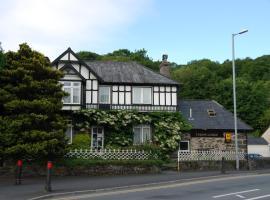 Tudor Lodge, hotel near Portmeirion, Porthmadog