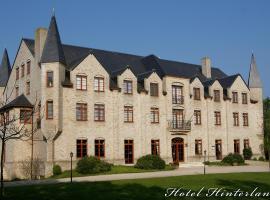 Hotel Hinterland, hotel dicht bij: IJzertoren, Alveringem