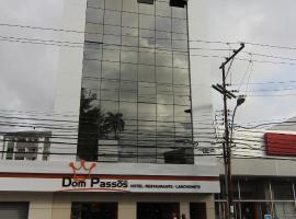 Hotel Dom Passos, hotel near Salvador Marina, Salvador