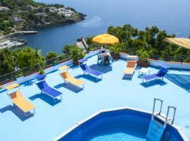 Le Terrazze sul mare, hotell i Ustica