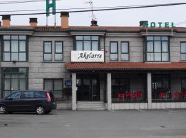 Hotel Akelarre, hôtel à Saint-Jacques-de-Compostelle près de: Aéroport de Saint-Jacques-de-Compostelle - SCQ