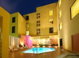 Hotel Plaza Colonial, hotel en Campeche