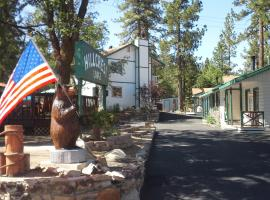 Hillcrest Lodge, hotel in Big Bear Lake