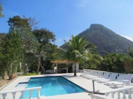 Nature Paradise Boutique Hotel, hotel a Rio de Janeiro