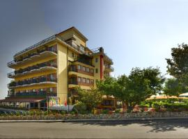 Hotel Parco, hotell i Castellammare di Stabia