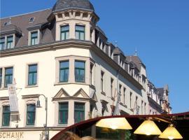 Hotel Kaiserhof, Hotel in der Nähe von: Burg Stolpen, Radeberg