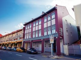 The Keong Saik Hotel (SG Clean, Staycation Approved), hotel near VivoCity, Singapore