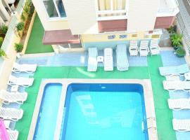 Kleopatra Beach Yildiz Hotel, hotel in Alanya