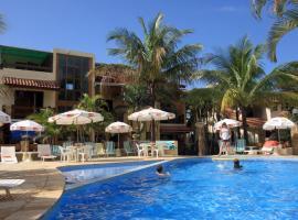 Villa'l Mare Hotel, hotel near SIRENA - MARESIAS DISCO, Maresias