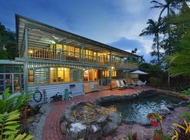 Lilybank Guest House, hotel near Skyway Rainforest Cableway, Cairns