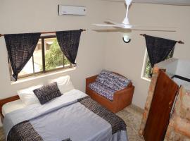 The Sleepy Hippo Hotel, hostel in Accra