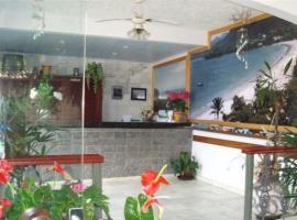 Hotel Pousada Miramar, hotel in Ubatuba