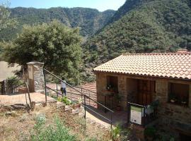 Las Casitas Del Bodegon, casa rural en El Gasco