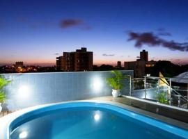 Hotel Agua Marinha, hotel near Museum of Popular Culture, Natal