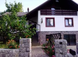 Guest House Ema, family hotel in Crni Lug