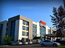 Grand Times Hotel – Aeroport de Quebec, hotel with jacuzzis in Quebec City
