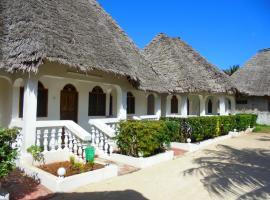 H & H Beach Bungalows, hotel in Nungwi