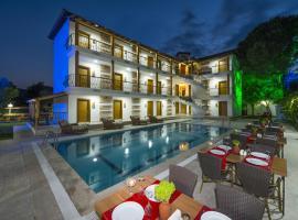 Amore Hotel Teki̇rova, отель в Текирове