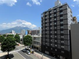 Hotel Sunflex Kagoshima, hotel in Kagoshima