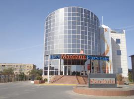 Hotel & Fitness Center MANDARIN, hotel in Aktau
