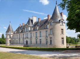 Chateau d'Augerville, hotel Augerville-la-Rivière városában