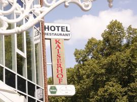 Hotel Kaiserhof Wesel, hotel near New Empire Wesel, Wesel