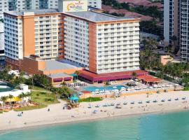 Ramada Plaza by Wyndham Marco Polo Beach Resort, hotel in Sunny Isles Beach