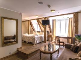 CRU Hotel, отель в Таллине