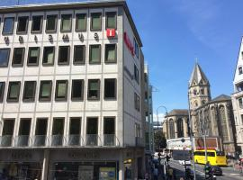 First Domizil, boutique hotel in Cologne