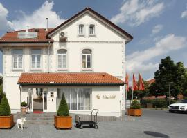 Hotel Villa Will, guest house in Hannover