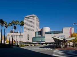 JRホテルクレメント徳島、徳島市のホテル