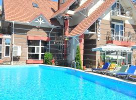 Villa Kalyan Hotel, hotel din Chişinău