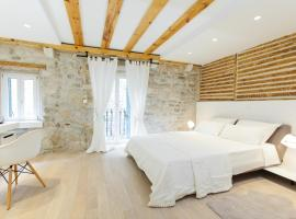 Grgur Ninski Rooms, boutique hotel in Split