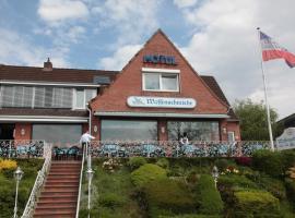 Hotel Waffenschmiede, Hotel in Kiel