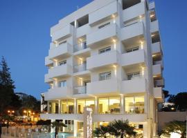 Hotel Fantasy, hotell i Riccione