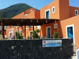Hotel A Cannata, hotel in Santa Marina Salina
